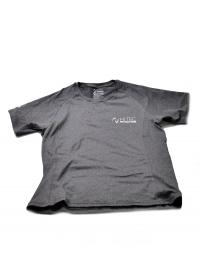 tričko Hitec activewear funkční šedé
