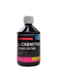 L-Carnitine liquid chrom green tea 500 ml