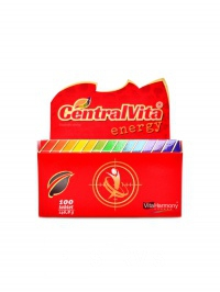 CentralVita Energy 100 tablet multivitamín