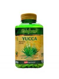 Yucca 500 mg 180 kapslí