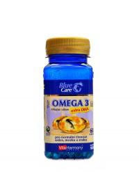 Omega 3 Extra DHA vhodná i pro děti 60 tbl