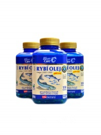 XXL Rybí olej Omega 3 1000 mg 450 tobolek XXL