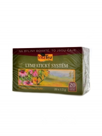 Čaj lymfatický systém