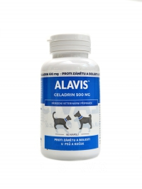 ALAVIS Celadrin 500 mg 60 tablet