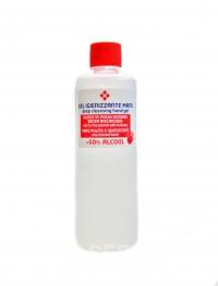Hygienický antibakteriální bezoplach. gel 125