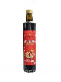 Brusinka - ovocný koncentrát BIO 500ml
