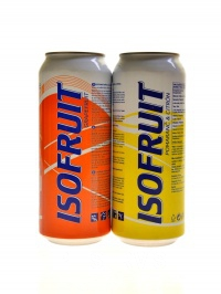 Iso fruit 500 ml isotonic drink