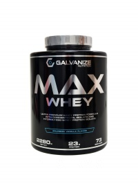 Max whey protein 2280 g