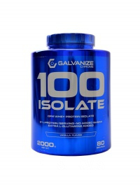 100 Isolate protein 2000 g
