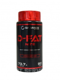 D-Fat Nite 90 kapslí