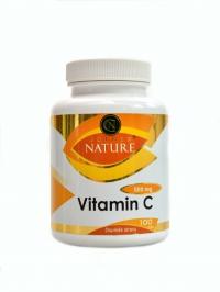 Vitamín C 500mg 100 kapslí
