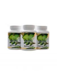 Resveratrol 98% extrakt 100 kapslí 2+1