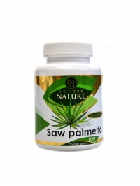Saw Palmetto 45% mastných kyselin 100 kapslí