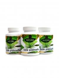 Saw Palmetto 45% mastných kyselin 100cps 2+1