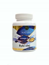 Rybí olej omega 3 100 kapslí