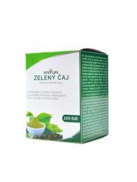 Zelený čaj 100 kapslí