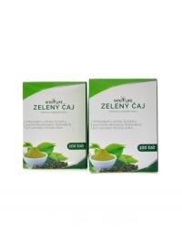 Zelený čaj 100 + 100 kapslí