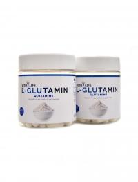 L-Glutamin 100 + 100 kapslí