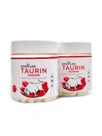 Taurin 100 + 100 kapslí