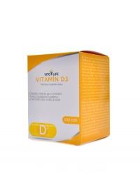 Vitamín D3 100 kapslí