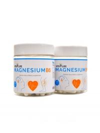 Magnesium B6 100 + 100 kapslí