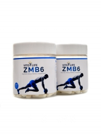 ZMB6 zinek magnesium B6 100 + 100 kapslí