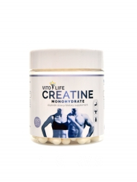 Creatine monohydrate 100 kapslí
