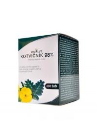 Kotvičník zemní 98% saponinů 100 kapslí