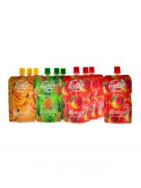 Frulla Pure 90g 9+1 zdarma ovocná přesnídávka