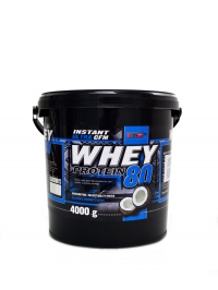 CFM whey protein 80 4000 g