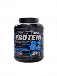 Ultra whey CFM protein 82 2280 g