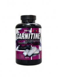 L-Carnitine 1000mg 100 kapslí acetyl carnitin