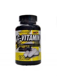 C-vitamín 1000 + zinc 100 kapslí