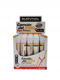 Carnitin JET 3000 fair power 20 x 25 ml