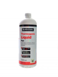 Thermogenic liquid fair power 1000 ml