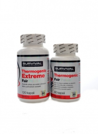 Thermogenic Extreme 120 + thermogenic 60