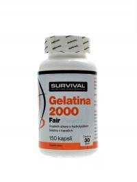 Gelatina 2000 fair power 150 kapslí