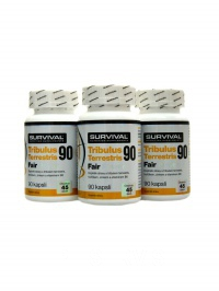 Tribulus terrestris 90% fair power 270 cps