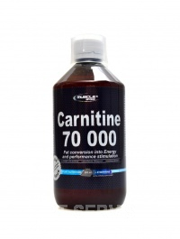 Carnitine 70000 + synephrine 500ml citrus mix