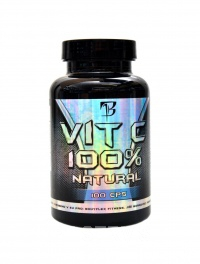 Vitamín Vit C 100% natural 100 kapslí
