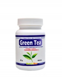 Green Tea 100 tbl.