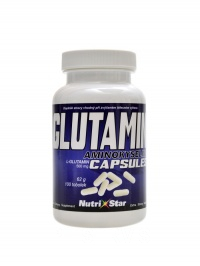 Glutamin 100 kapslí