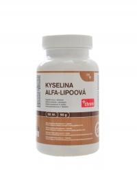 Kyselina alfa-lipoová 90 tablet