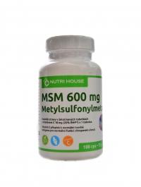 MSM 100 kapslí