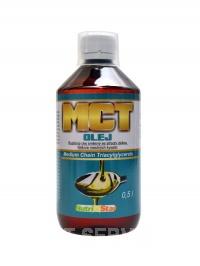 MCT olej 500 ml