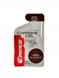 Caffeine gel long trail 35g káva