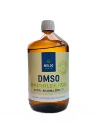 DMSO dimethylsulfoxid 99,9% 1000ml