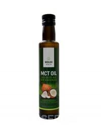 MCT olej 250 ml 100% kokosového oleje