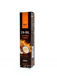 C8 MCT olej 100% kokos.oleje k.kaprylová 500