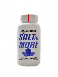Salt & More 60 kapslí minerály s vitamíny